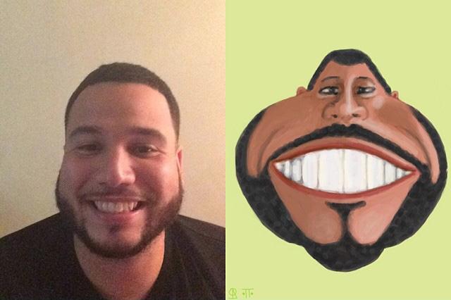 Turning People Into Cartoon Selfies