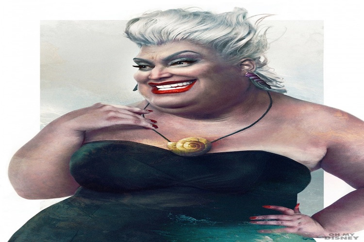 Ursula in real life