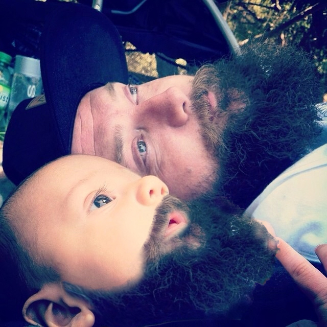 The Baby Beard Looks Nice