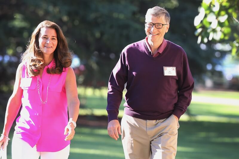 Bill And Melinda Gates Predictions for the world