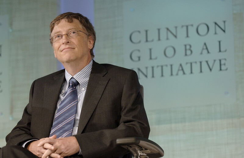 Bill Gates and HIV Epidemic