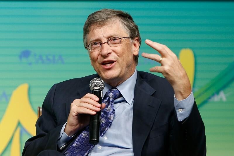 Bill Gates Predicts Decrease in Child Mortality Rates Globally