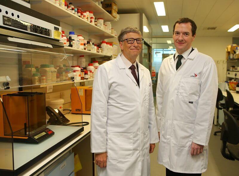 Bill Gates Predicts Polio Eradication