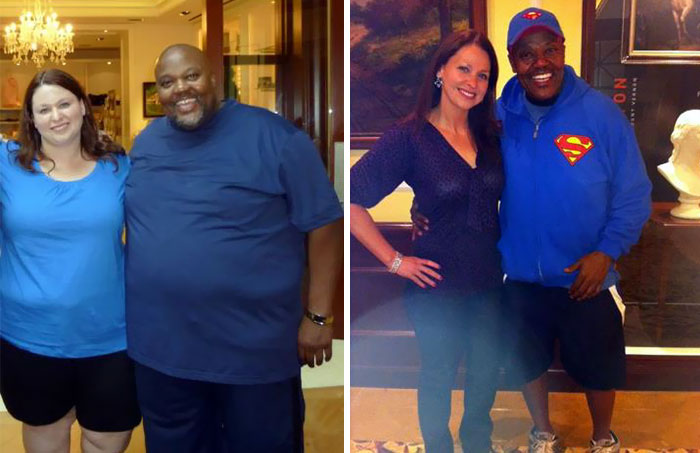 From Morbidly Obese To Superman