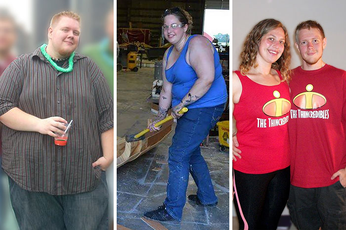 Would You Recognize This Weight Loss Couple On The Street?
