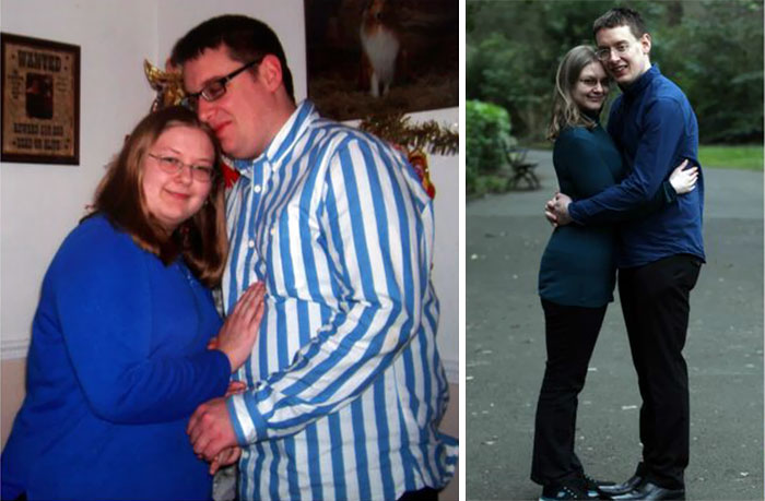 Shedding The Pounds Can Make For A Much Happier Life Together