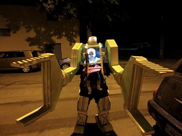 World's Best Halloween costume