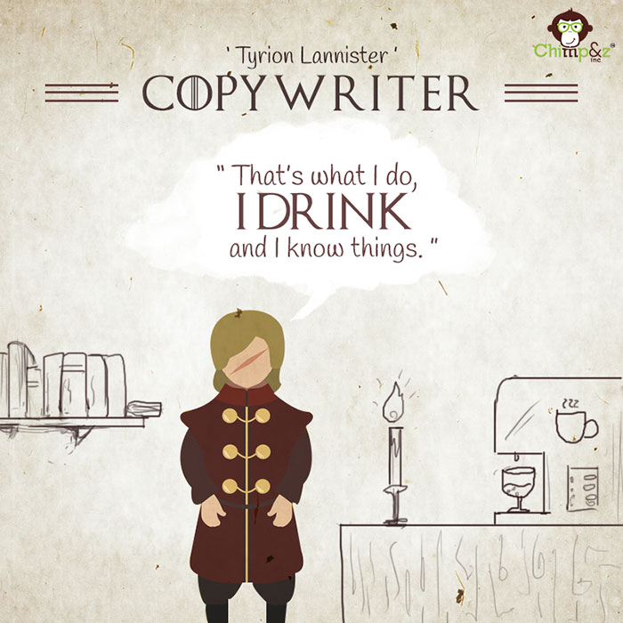 #1 Tyrion Lannister