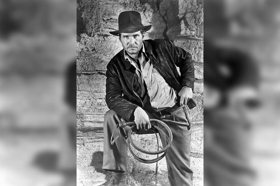 1981 – Indiana Jones