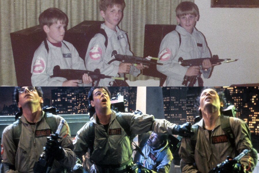1984 – The Ghostbusters