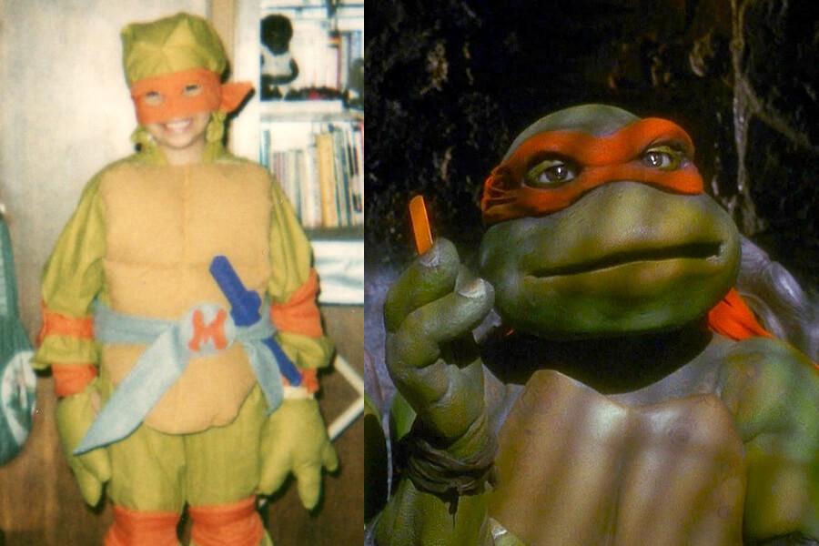1990 – Teenage Mutant Ninja Turtles