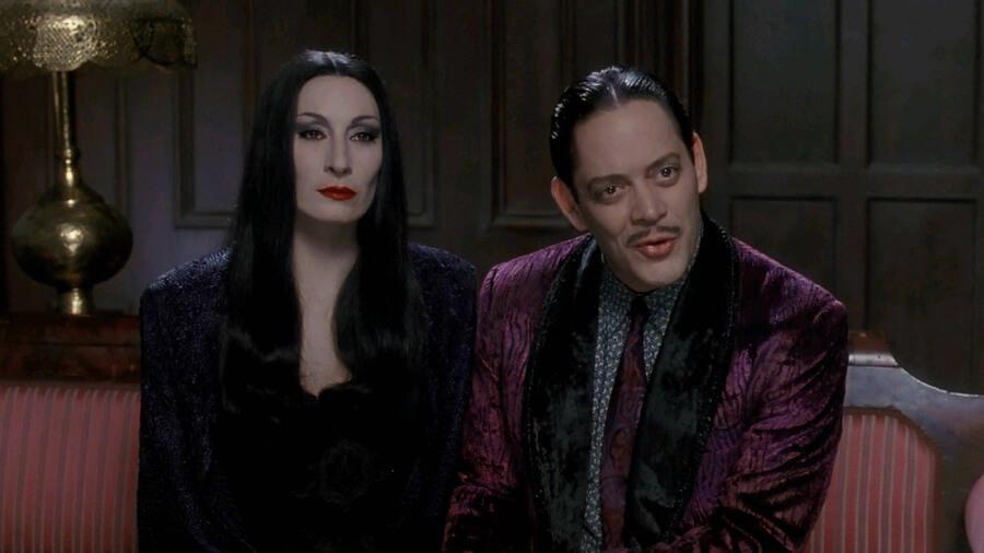 1991 – Morticia Addams