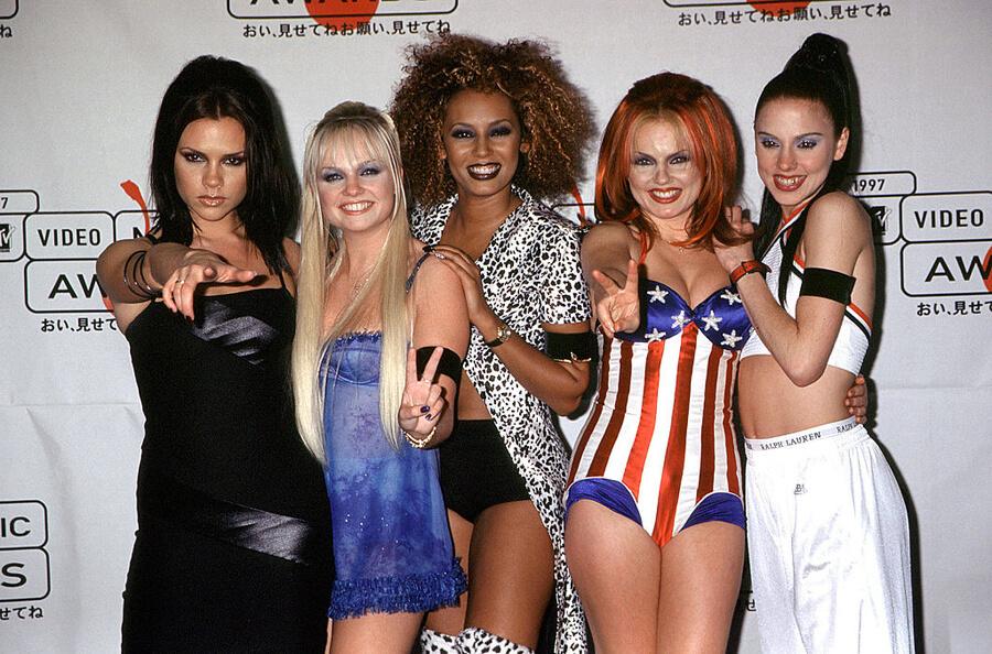 1997 – Spice Girls