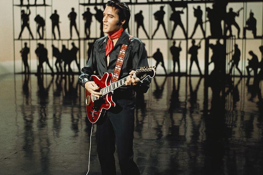 1969 – Elvis Presley