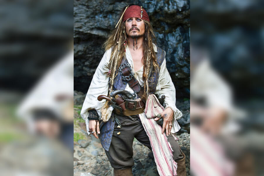 2004 – Jack Sparrow