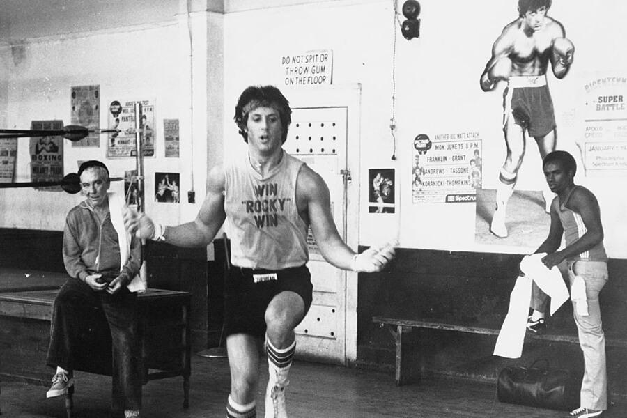 1976 – Rocky Balboa