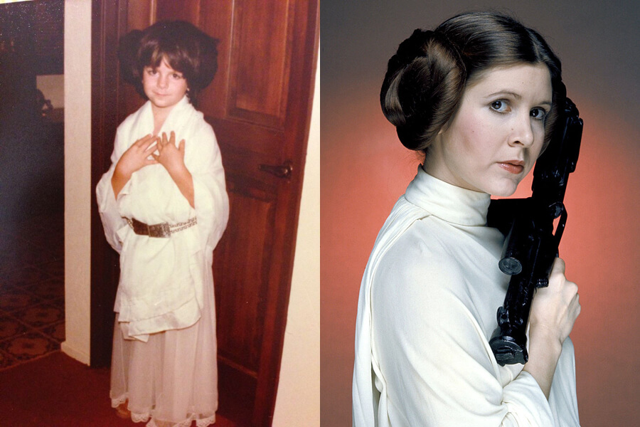 1977 – Princess Leia