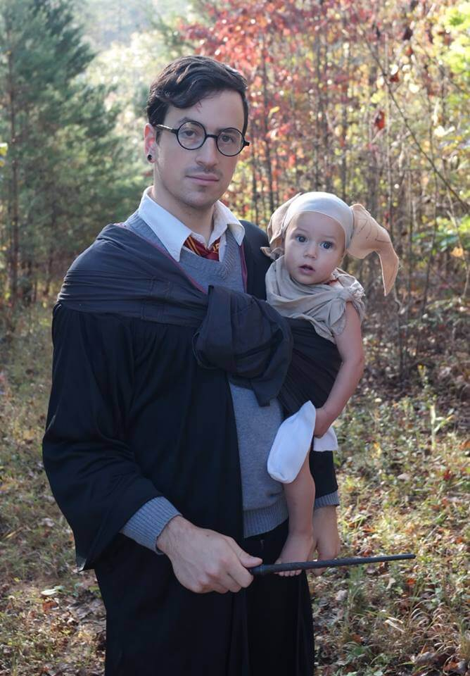 Harry Potter Dobby kid costume
