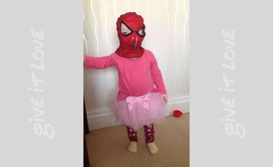 The Tutu Spiderman