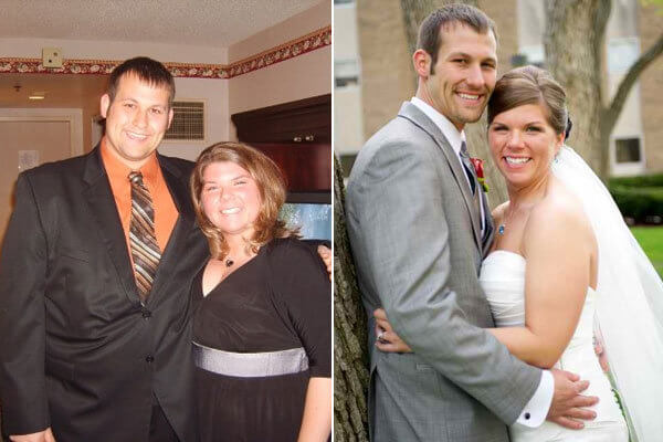 Weight Watchers Was The Way To Go For This Couple