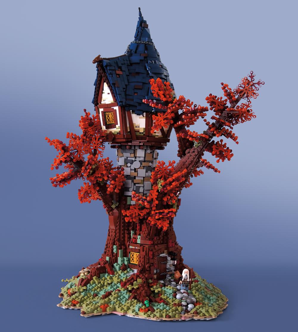 Beautiful LEGO: Wild! book