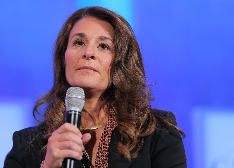 Melinda Gates Wants to Stop Maternal Deaths
