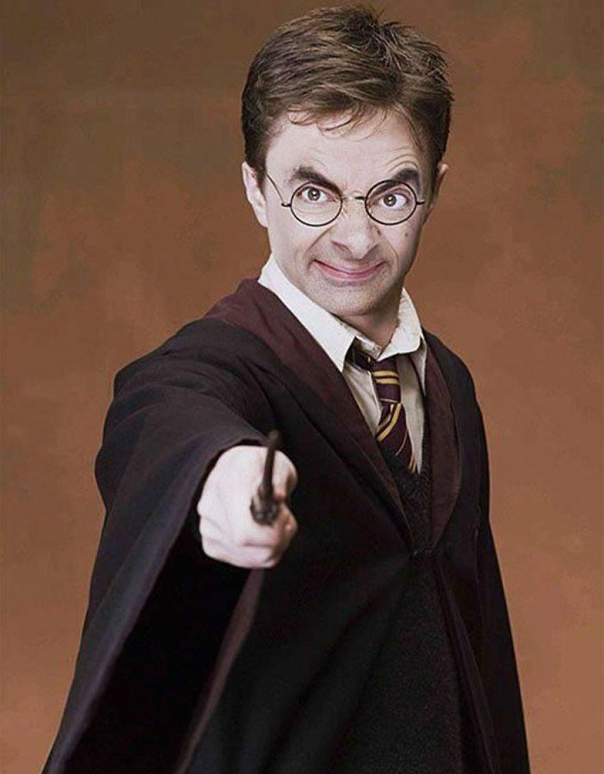 6. A Harry Bean