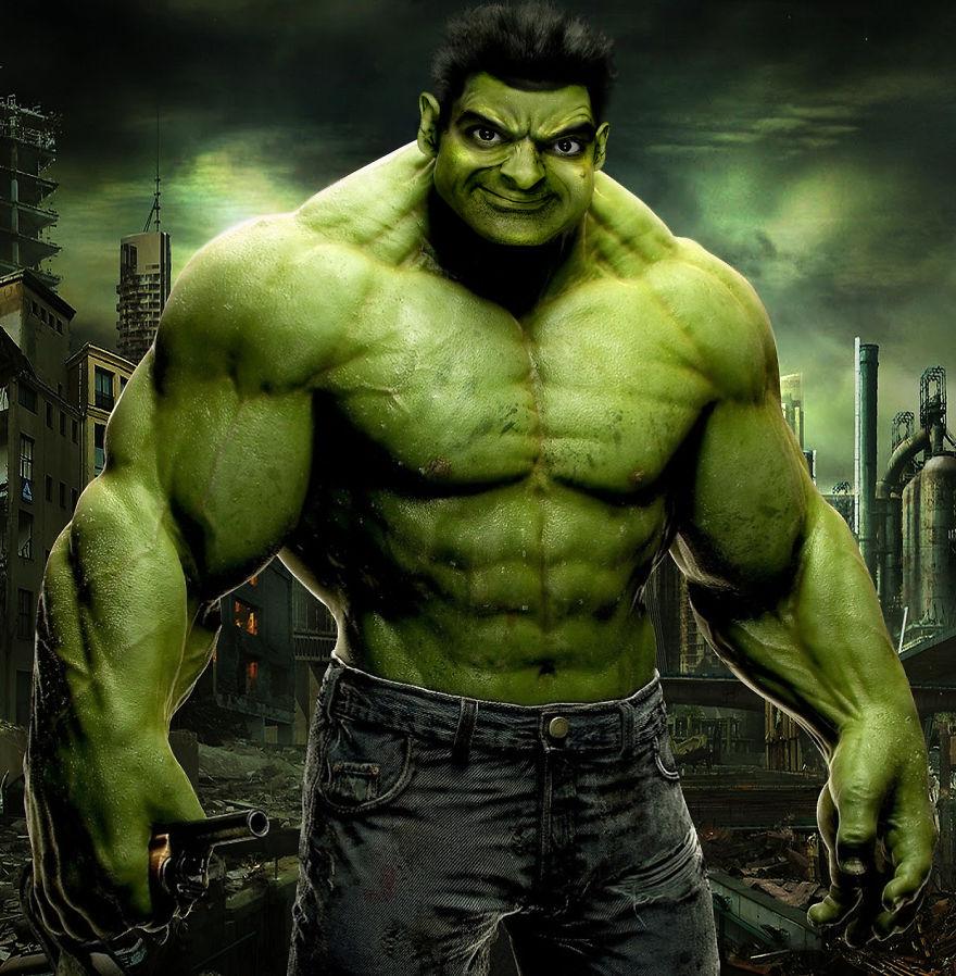 11. Mr. Hulk