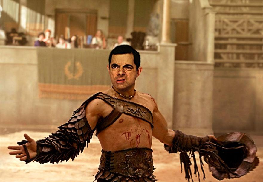 18. The World's Funniest Gladiator!