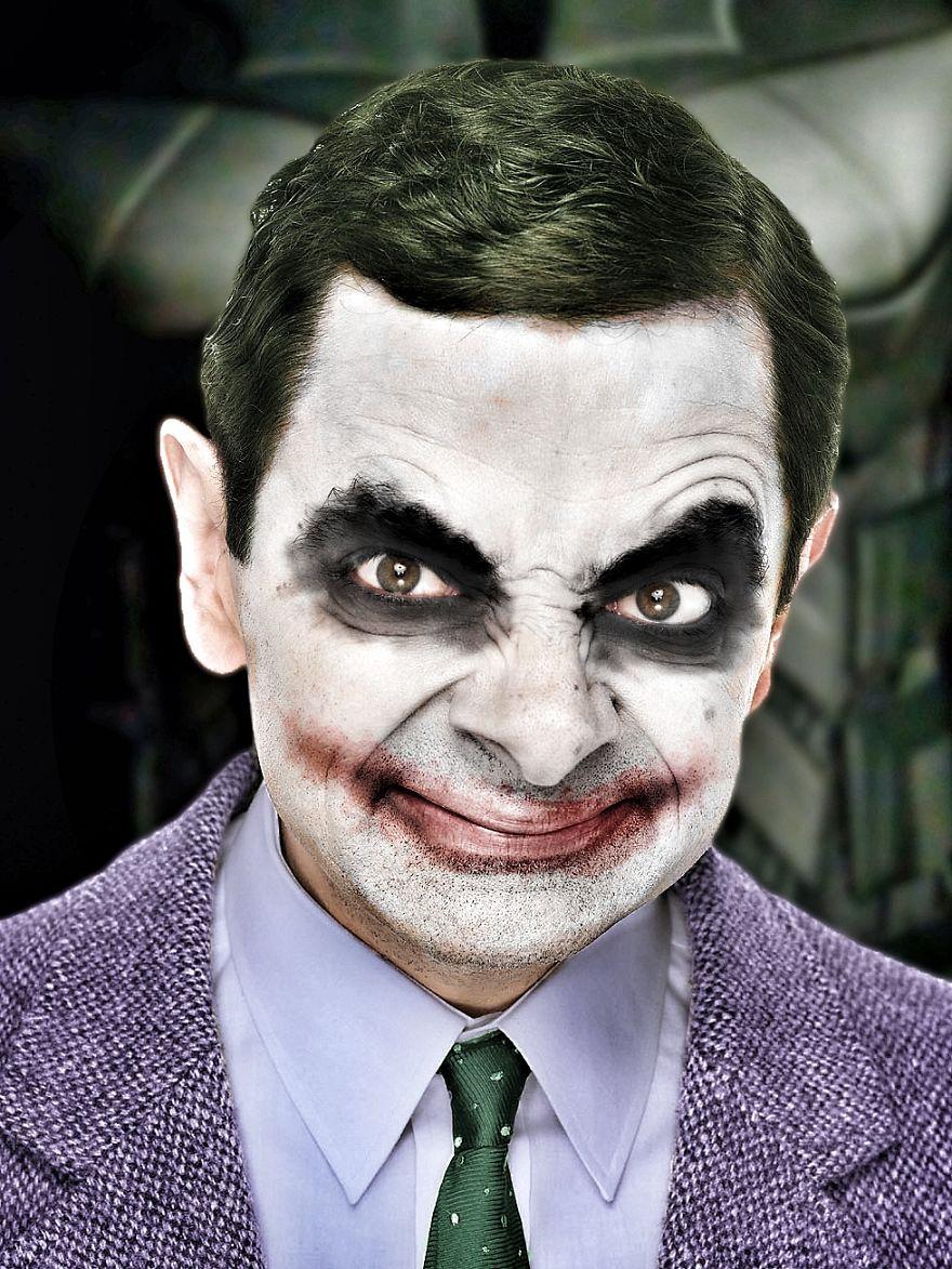 17. Always The Biggest Joker In The Room.