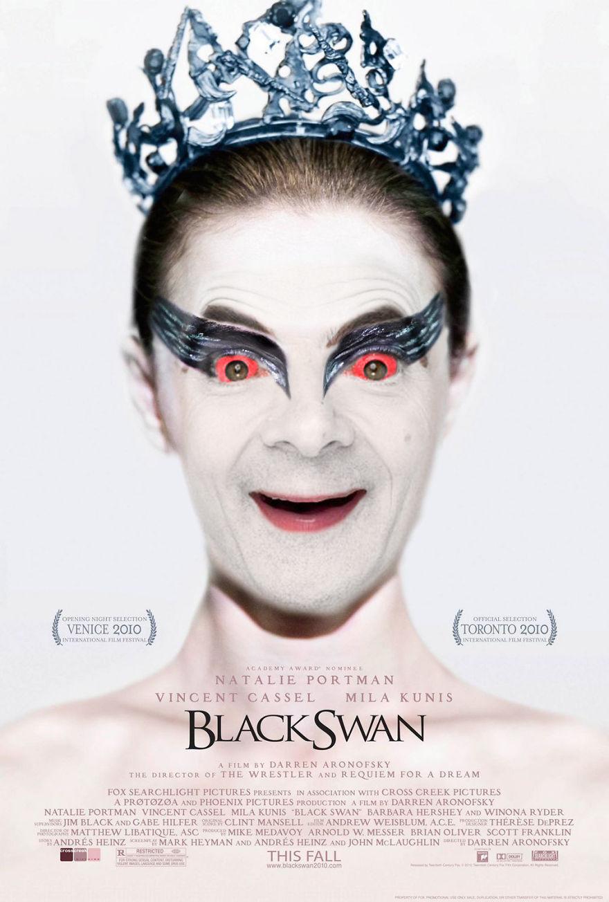 14. Bean Swan