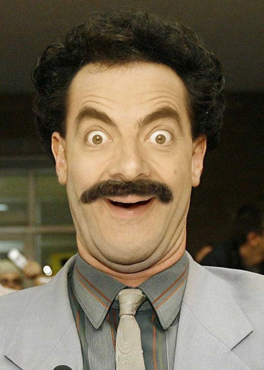 25. Borat Bean.