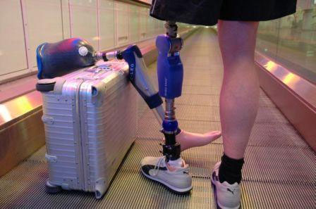 Adaptive Artificial Knee – 2004