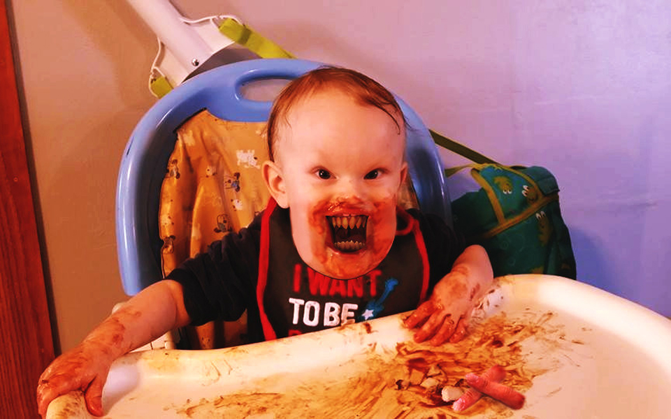The Baby That Ate Everything