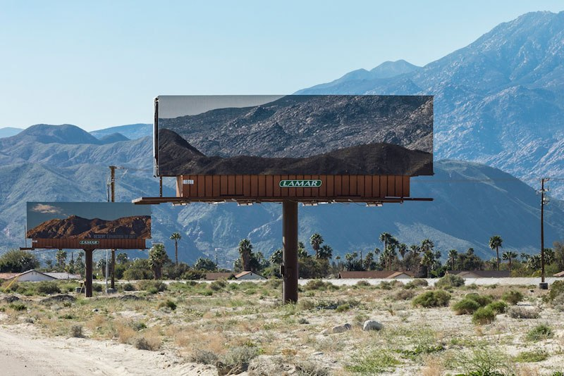 What do you think of this Desert X installation?