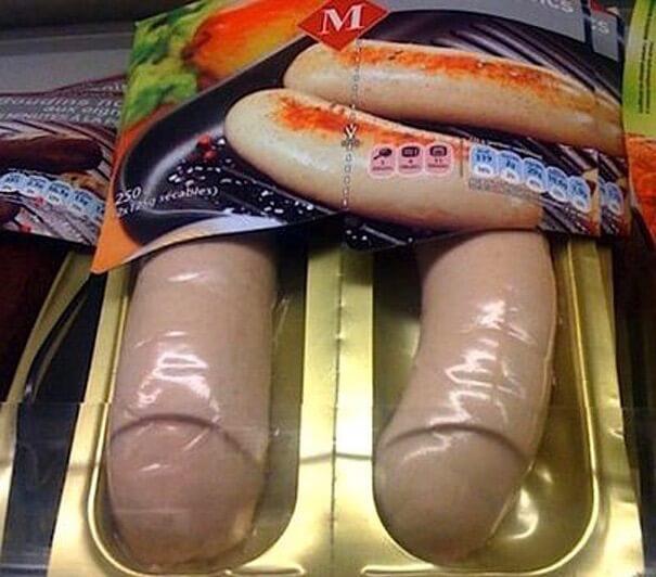 Strange Sausage